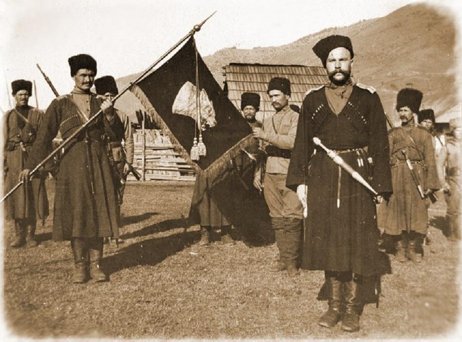 Белый террор в Майкопе осенью 1918 года. Майкопская резня