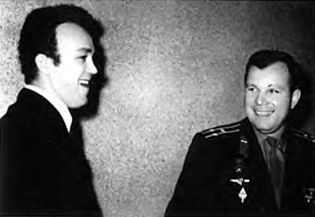 Кобзон и Гагарин