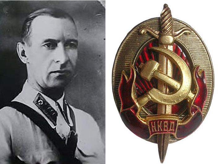 Командир 10-й стрелковой дивизии внутренних войск НКВД СССР полковник Александр Сараев