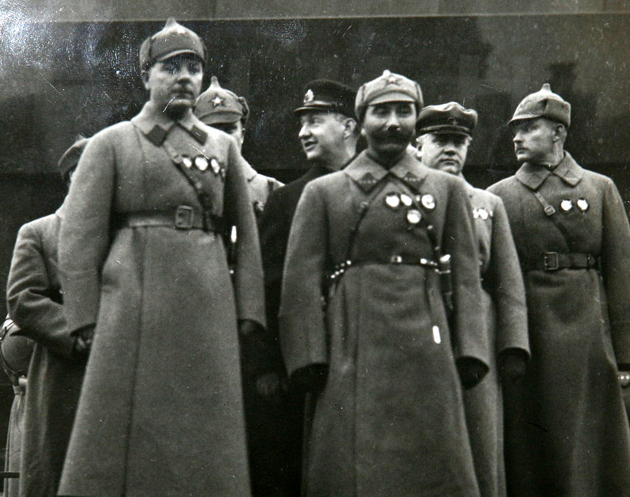 Семён Михайлович Будённый!