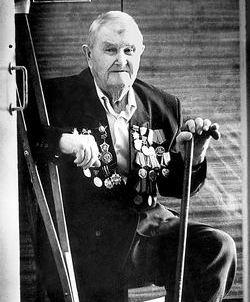 Сержант Воронов из дома Павлова