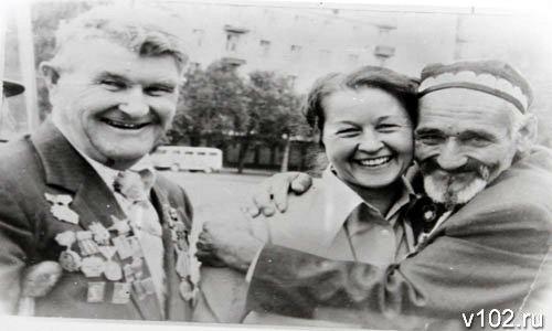 Тургунов Камолжон и Воронов