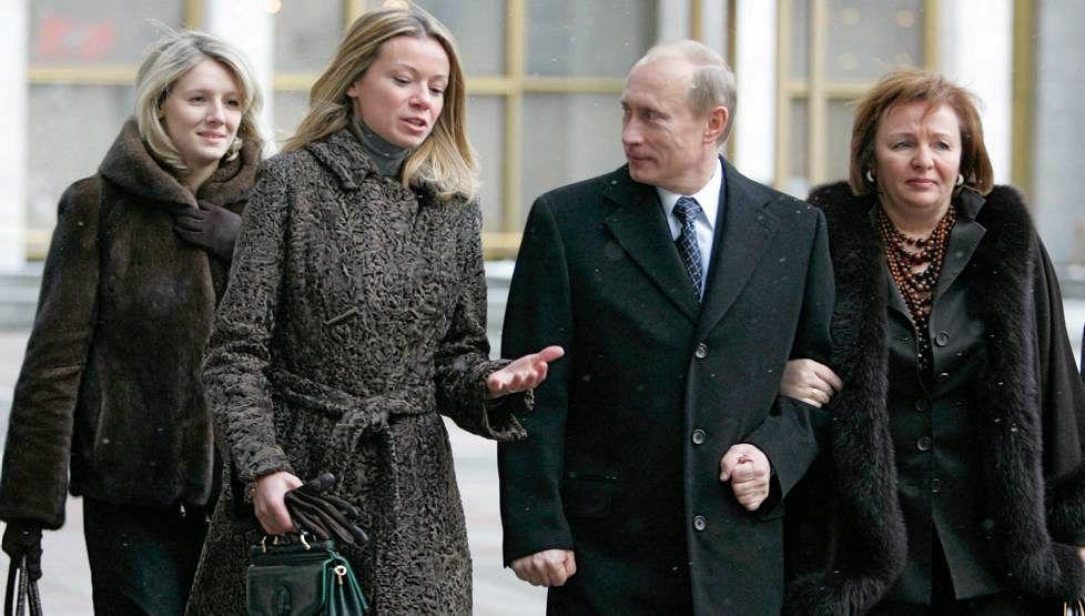 Людмила Путина вышла замуж второй раз, 2016, фото ...