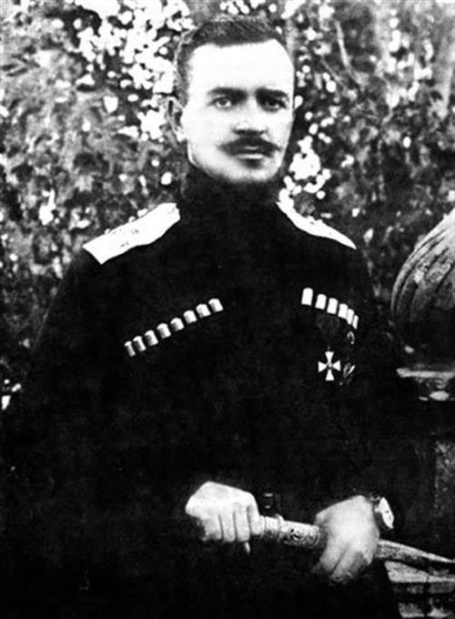 генерал-майор Покровский