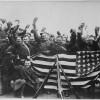 Страны запада поделили Россию еще в далеком 1917 году и направили свои войска осваивать