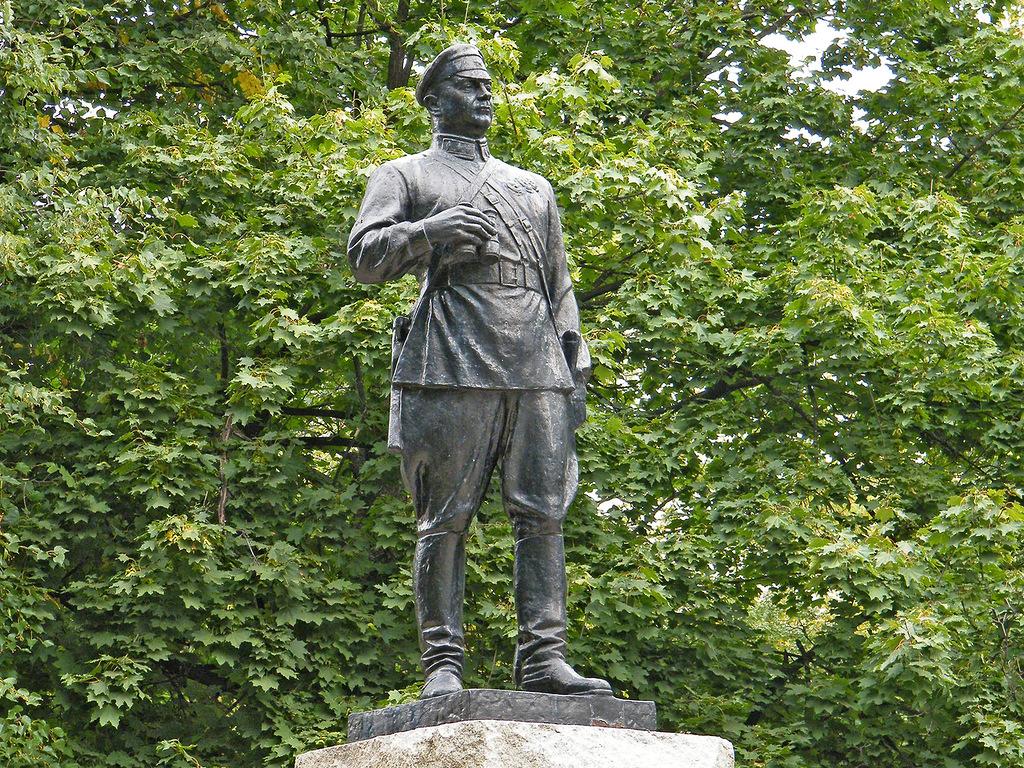 котовский памятник