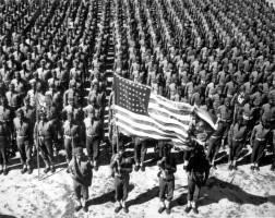 солдаты сша второй мировой войны