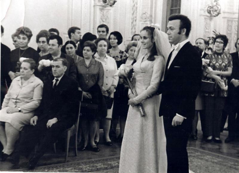 свадьба Кобзона