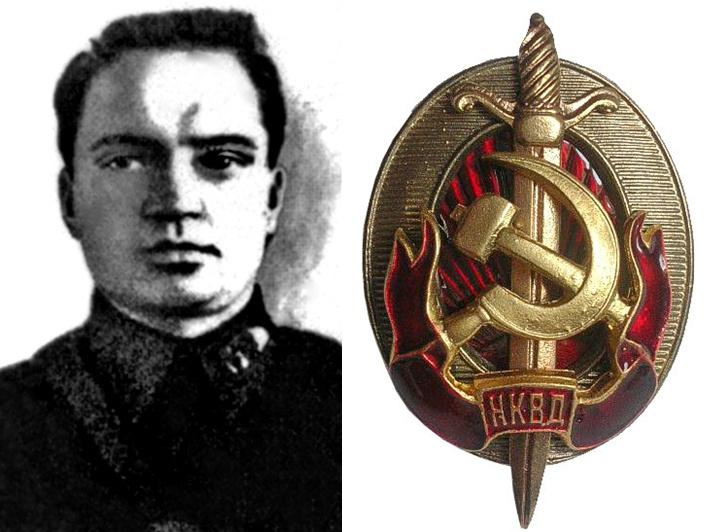 военный комиссар 282-го стрелкового полка внутренних войск НКВД СССР батальонный комиссар Афанасий Михайлович Карпов!