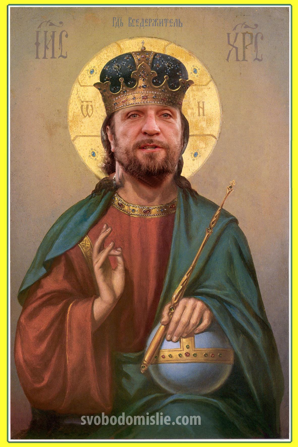 Байкер zaldostanov хирург святой