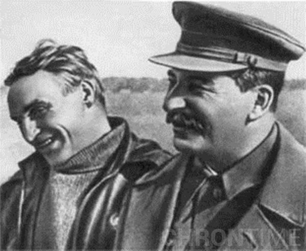 Дети Сталина чкалов
