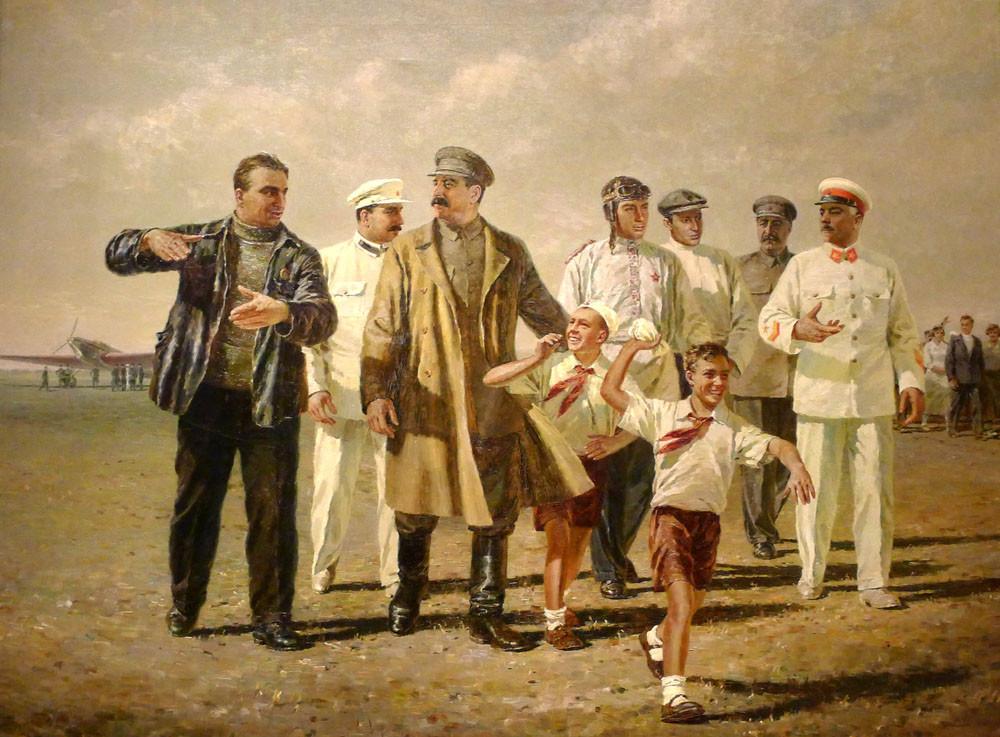Дети Сталина - картина