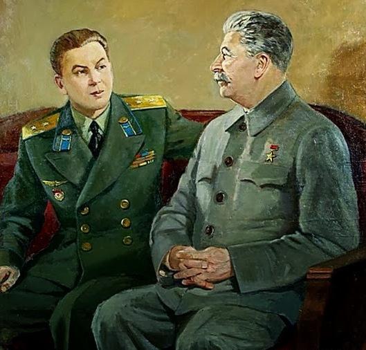 Дети Сталина отец и Василий