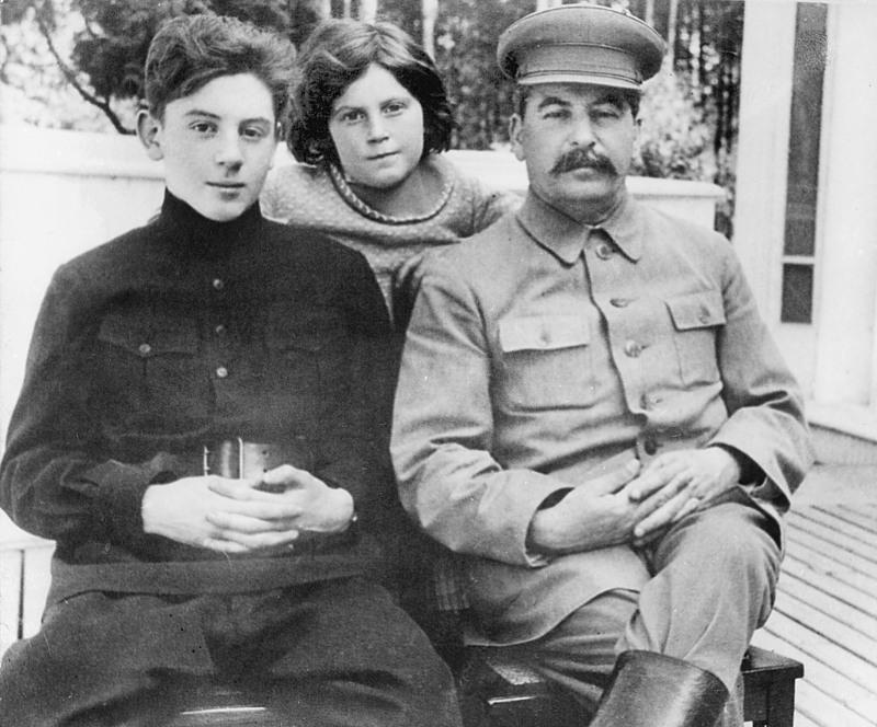 Дети Сталина. Валилий