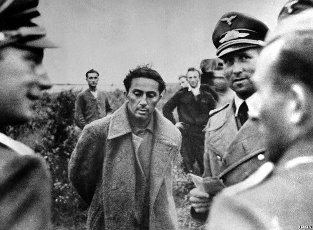 Дети Сталиня Яков в плену