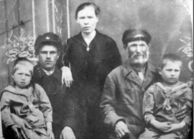 Матвей Кузьмин семья