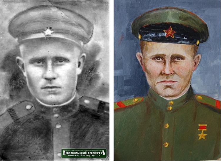 Подгорный Тимофей Николаевич 2фото