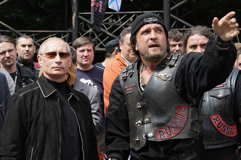 Путин и хирург