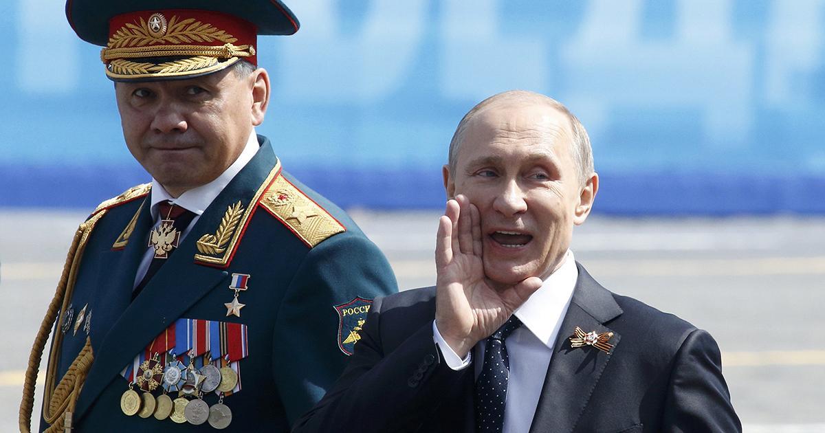 Путин и шойгу3