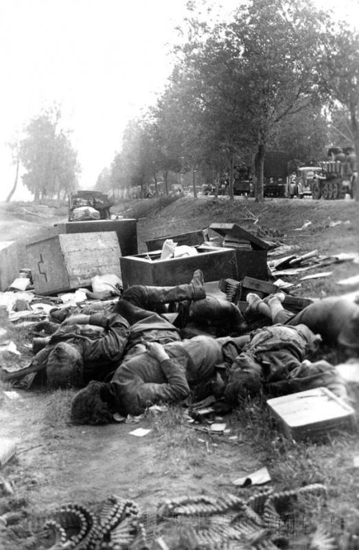 Убитые советские граждане