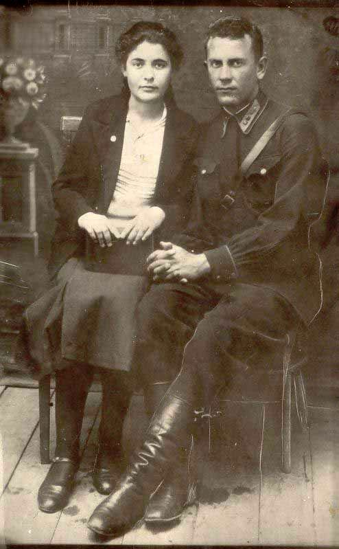 Ульяна Громова с братом Елисеем