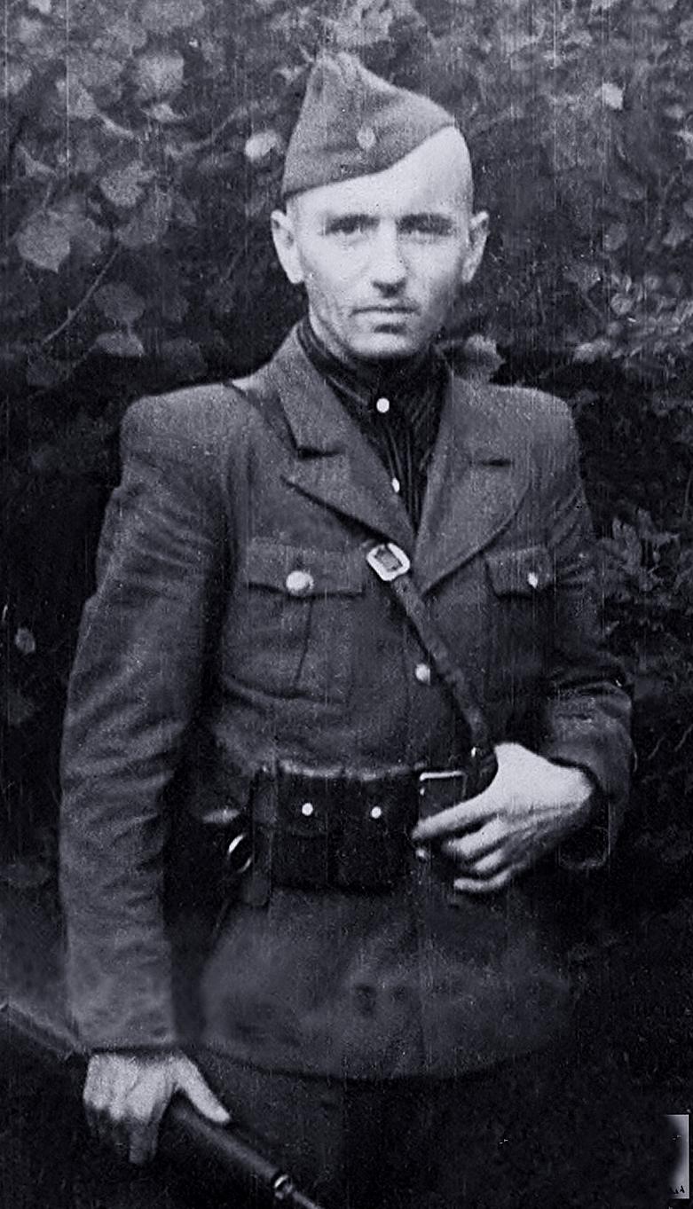 Василий Кук бандера