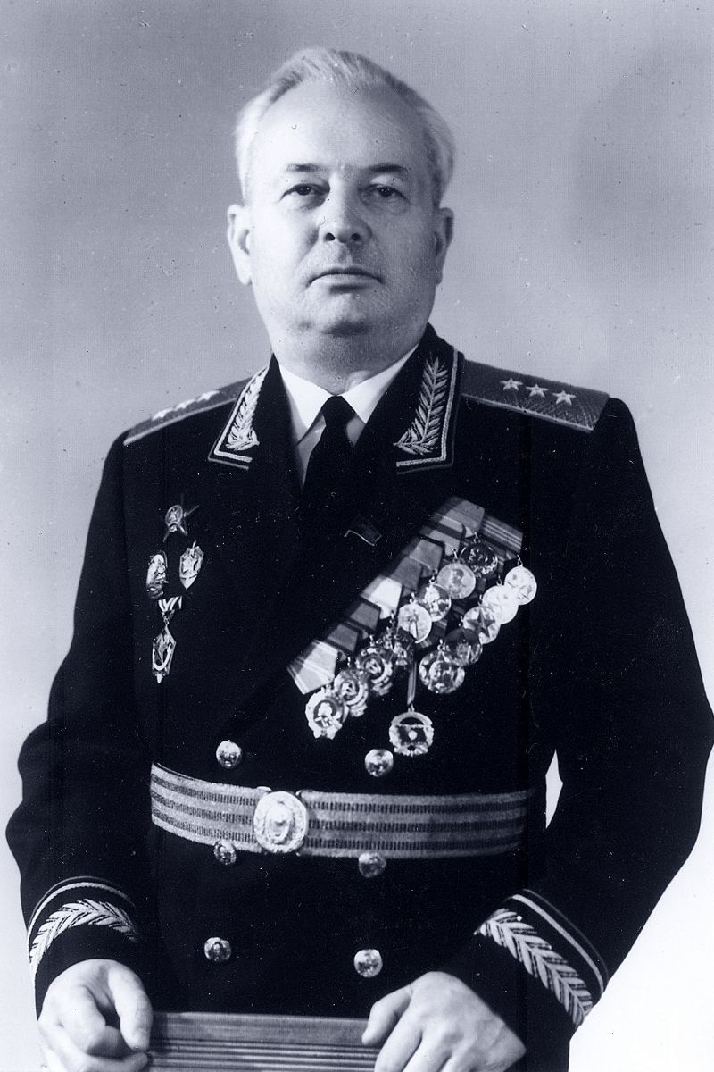Виталий Федотович Никитченко. бандера
