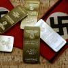Золото Швейцарии, главным образом добыто из зубного золота ГИТЛЕРОВСКИХ  КОНЦЛАГЕРЕЙ