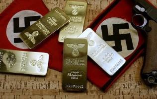 Золото гитлеровцев (2)