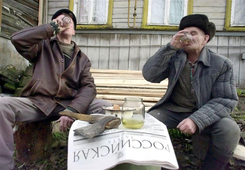Дикая жуть из российской деревни: О чём глухо молчат путинские пропаГАНДОНЫ