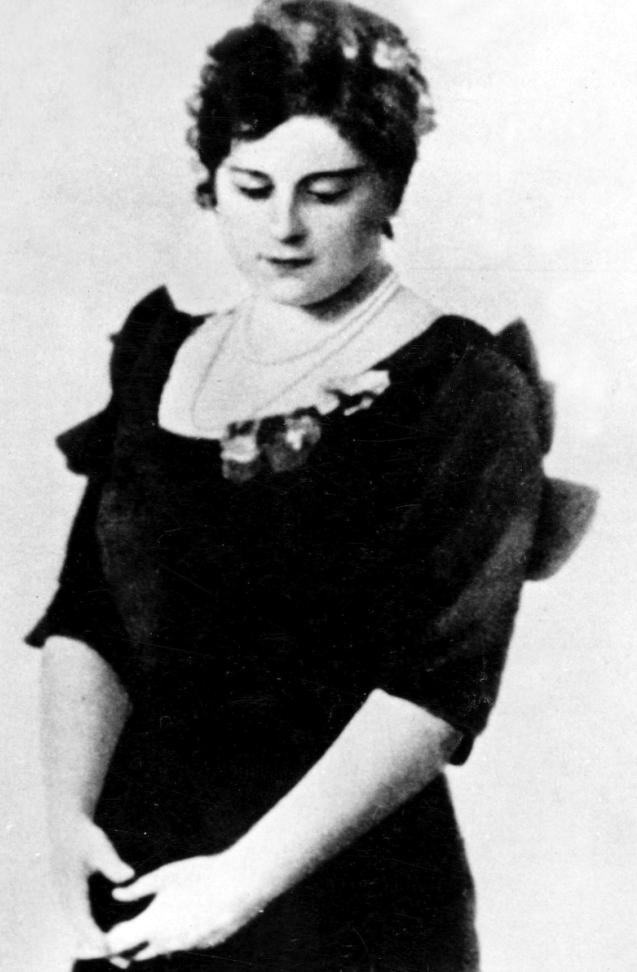 дети Сталина первая жена Екатерина Сванидзе
