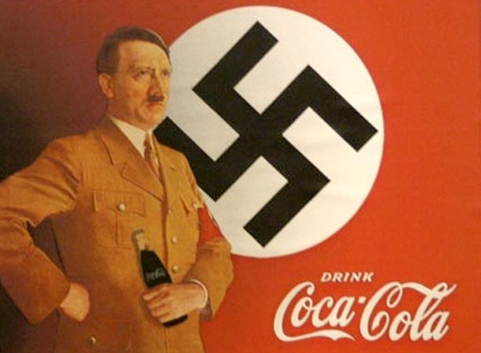 кока-кола гитлер1-1