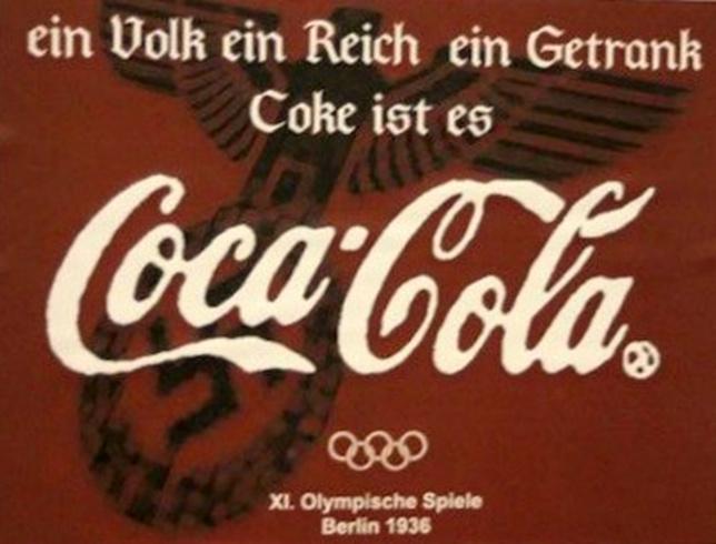 кока-кола гитлер4-1