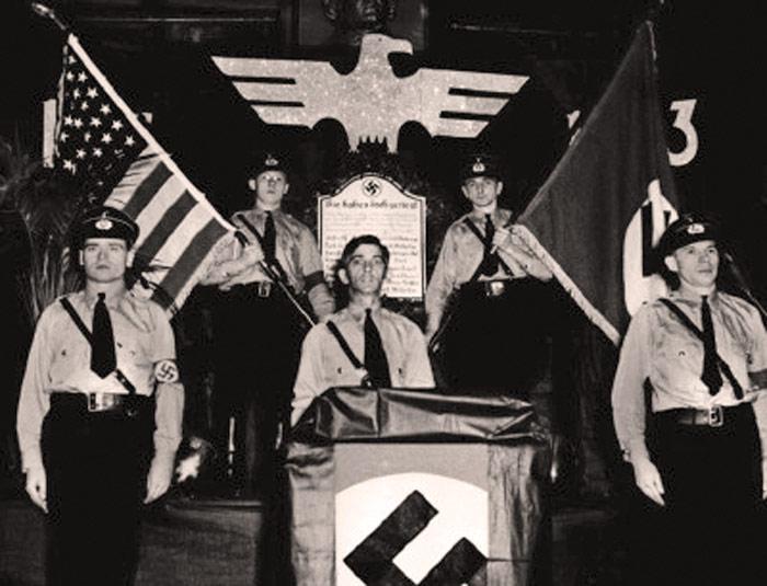 сша и нацисты гитлера