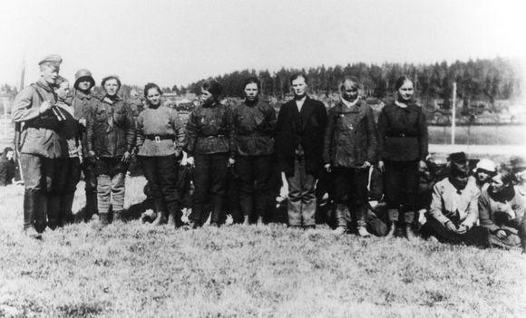 убийство советских женщин1