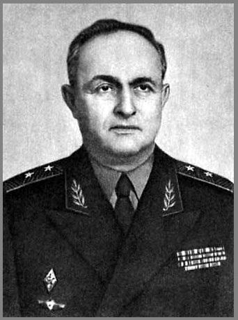 Генерал-лейтенант Ветров