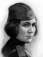 Герой Советского Союза Мария Октябрьская1