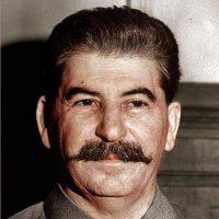 Сталин!