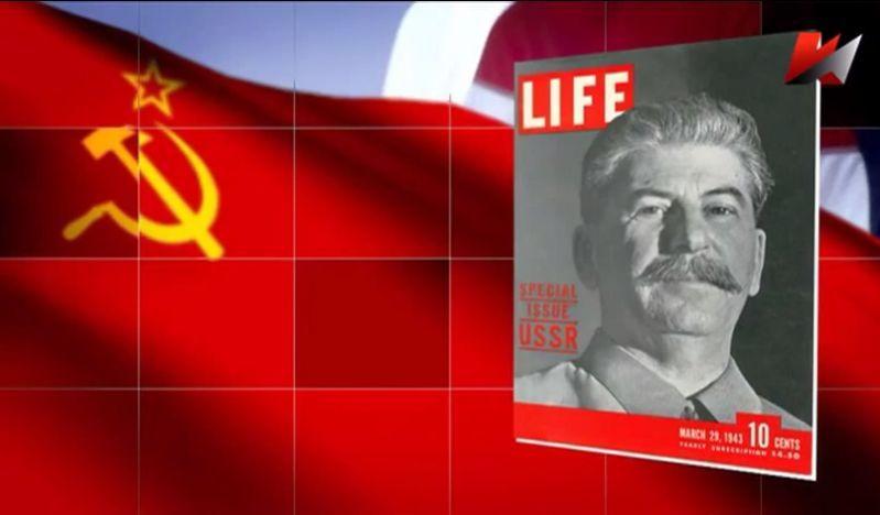 Жизнь со Сталиным на обложке. Советский номер журнала LIFE-0