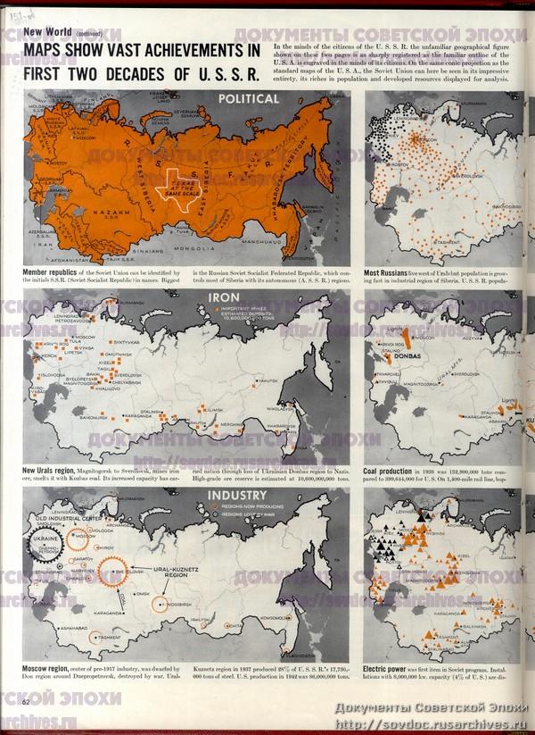 Жизнь со Сталиным на обложке. Советский номер журнала LIFE-128