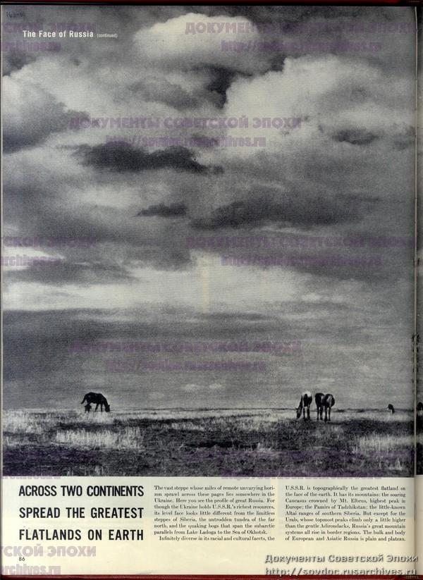 Жизнь со Сталиным на обложке. Советский номер журнала LIFE-183