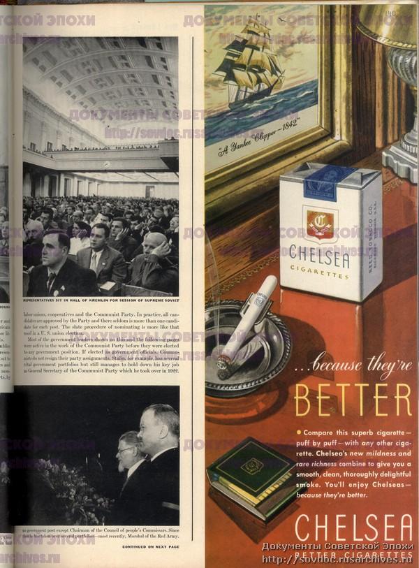 Жизнь со Сталиным на обложке. Советский номер журнала LIFE-72