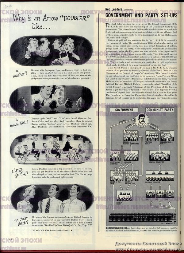 Жизнь со Сталиным на обложке. Советский номер журнала LIFE-79
