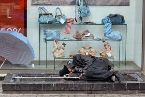 бедность и нищита россии