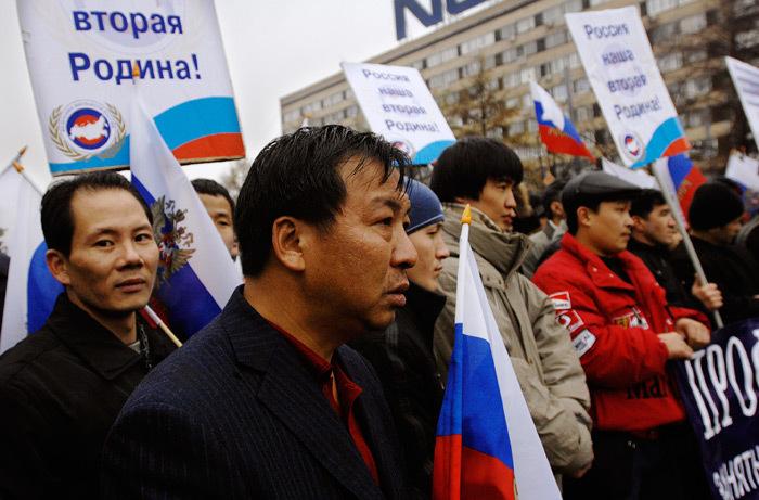 китайцы - россия им вторая родина