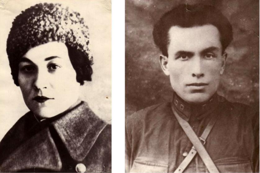мария октябрьская и ее супруг 2ф