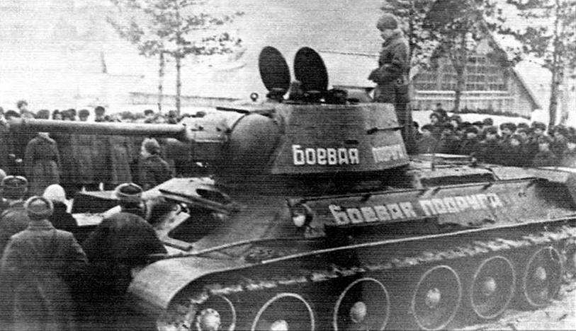мария октябрьская передача танка2