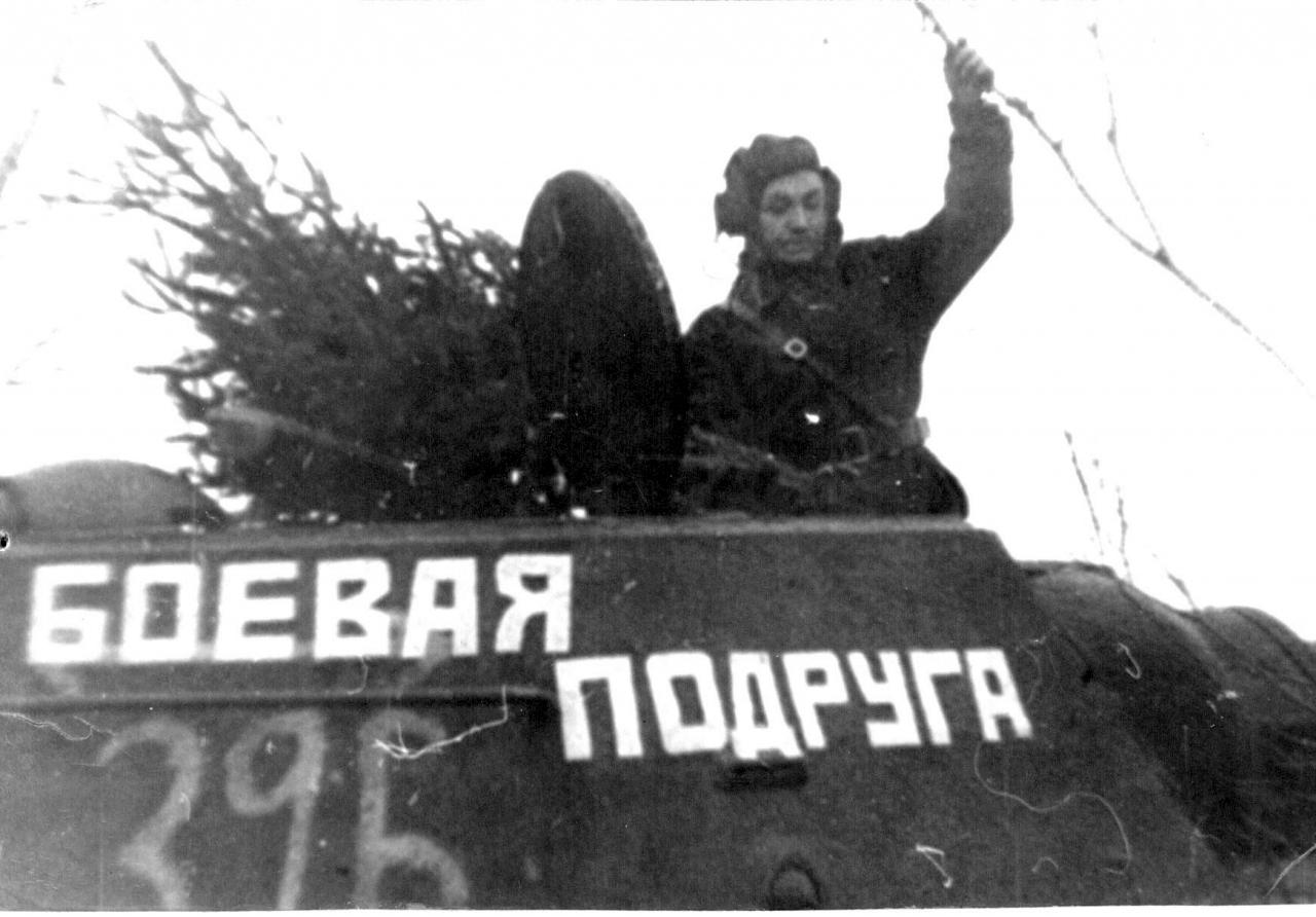 мария октябрьская танк боевая подруга1