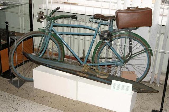 велосипед травина