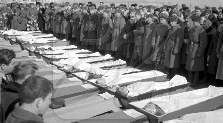 Даманский похороны4